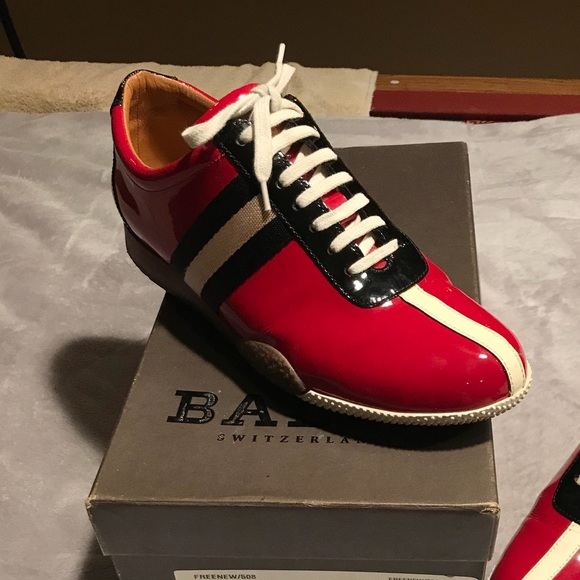 Bally Shoes | Bally Sneakers | Poshmark